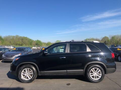 2014 Kia Sorento for sale at CARS PLUS CREDIT in Independence MO