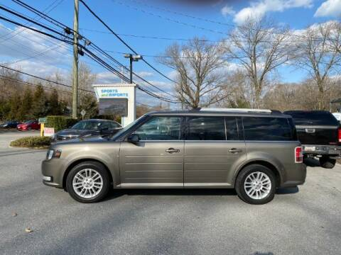 2014 Ford Flex for sale at Sports & Imports in Pasadena MD
