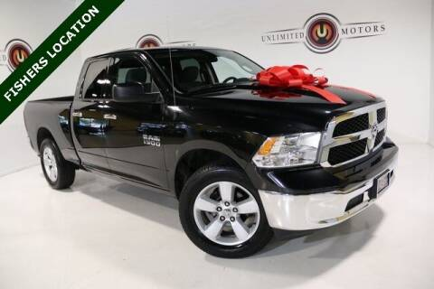 2017 RAM Ram Pickup 1500 for sale at Unlimited Motors in Fishers IN