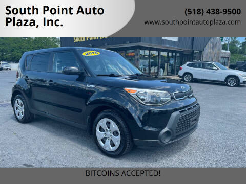 2015 Kia Soul for sale at South Point Auto Plaza, Inc. in Albany NY