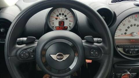 2013 MINI Countryman for sale at BETTER BUYS AUTO INC in East Windsor CT