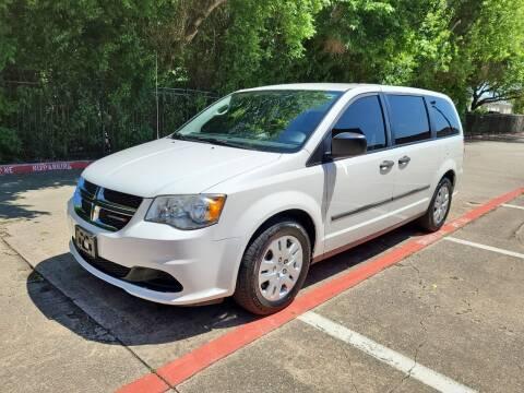 2013 Dodge Grand Caravan for sale at DFW Autohaus in Dallas TX