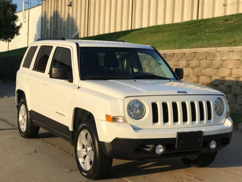 2017 Jeep Patriot for sale at MILANA MOTORS in Omaha NE