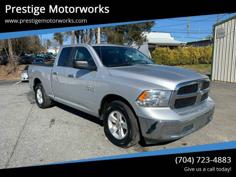 2013 RAM Ram Pickup 1500 for sale at Prestige Motorworks in Concord NC