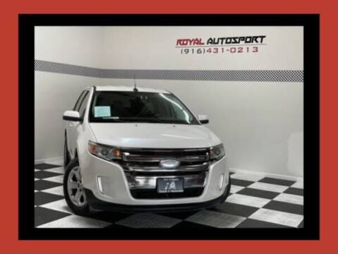 2012 Ford Edge for sale at Royal AutoSport in Sacramento CA