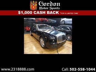 2009 Rolls-Royce Phantom Coupe for sale in Louisville, KY