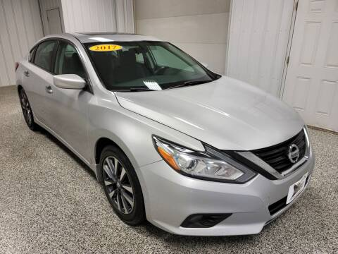 2017 Nissan Altima for sale at LaFleur Auto Sales in North Sioux City SD