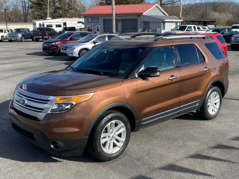 2012 Ford Explorer for sale at Alexandria Auto Mart LLC in Alexandria PA