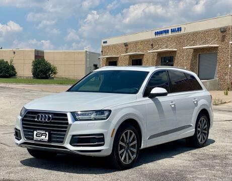 2018 Audi Q7 for sale at EA Motorgroup in Austin TX