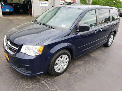 2014 Dodge Grand Caravan for sale at Steve's Automotive Inc. in Niagara Falls NY