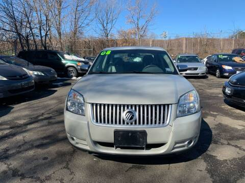 2008 Mercury Sable for sale at 77 Auto Mall in Newark NJ
