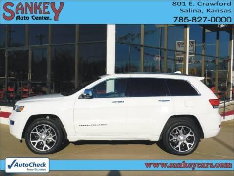 2020 Jeep Grand Cherokee for sale at Sankey Auto Center, Inc in Salina KS