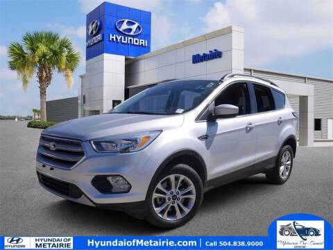 2018 Ford Escape for sale at Metairie Preowned Superstore in Metairie LA