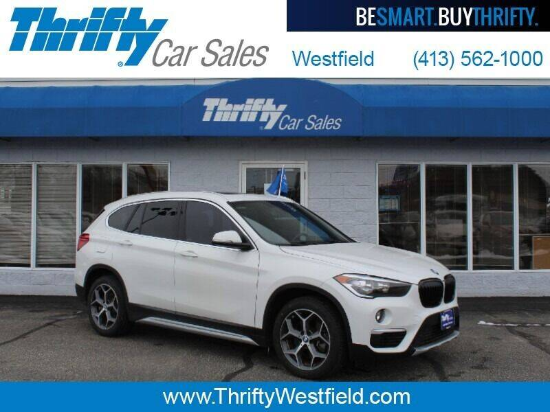 2017 BMW X1 for sale at Thrifty Car Sales Westfield in Westfield MA