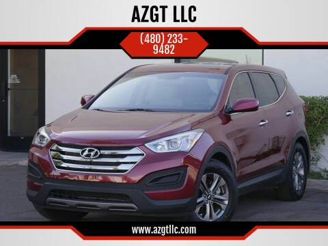 2016 Hyundai Santa Fe Sport for sale at AZGT LLC in Phoenix AZ