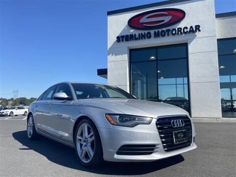 2015 Audi A6 for sale at Sterling Motorcar in Ephrata PA