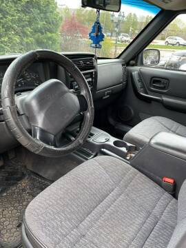 1999 Jeep Cherokee for sale at Trust Petroleum in Rockland MA