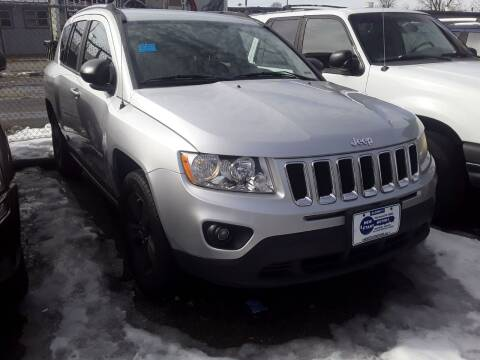 2011 Jeep Compass for sale at New Start Motors LLC - Crawfordsville in Crawfordsville IN
