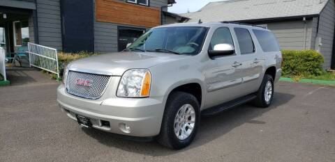 2007 GMC Yukon XL for sale at Persian Motors in Cornelius OR