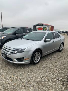2012 Ford Fusion for sale at Drive in Leachville AR