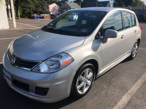 2010 Nissan Versa for sale at EZ Auto Sales , Inc in Edison NJ