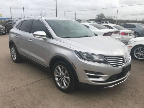 2015 Lincoln MKC for sale at Discount Auto Company in Houston TX