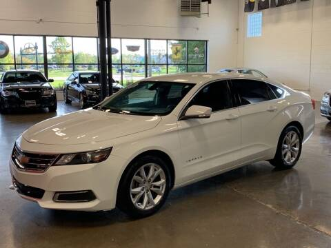 2016 Chevrolet Impala for sale at CarNova in Sterling Heights MI