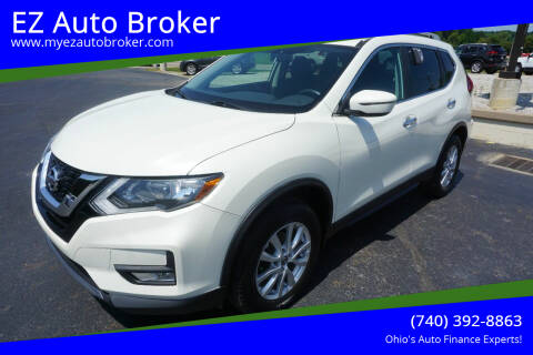 2017 Nissan Rogue for sale at EZ Auto Broker in Mount Vernon OH