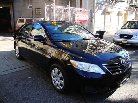 2011 Toyota Camry for sale at Discount Auto Sales in Passaic NJ