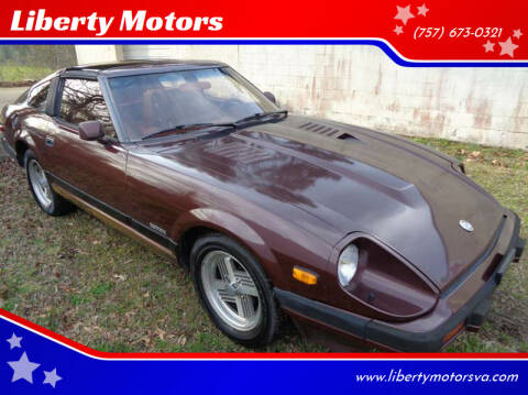 1983 Datsun 280ZX for sale at Liberty Motors in Chesapeake VA
