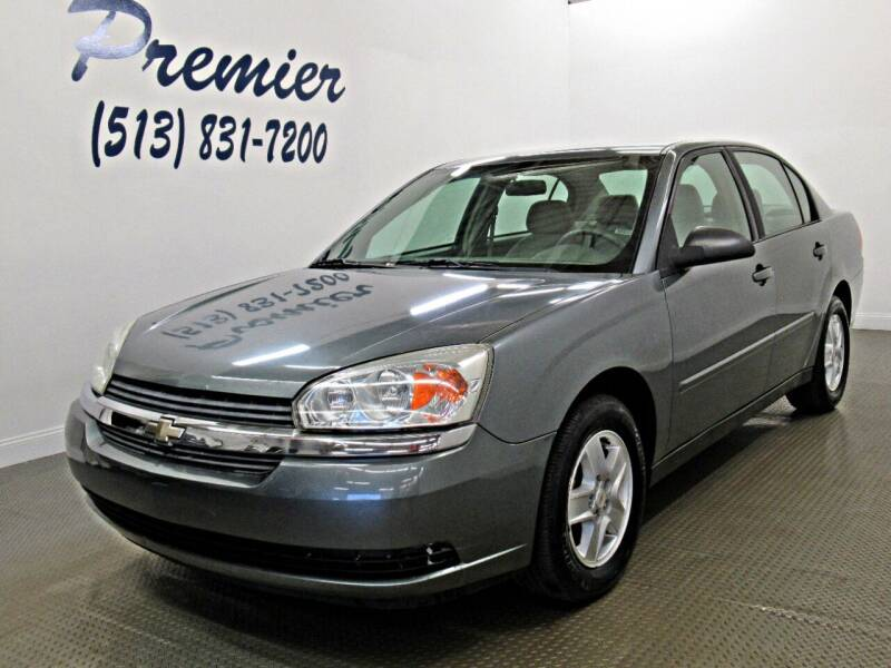 2005 Chevrolet Malibu for sale at Premier Automotive Group in Milford OH