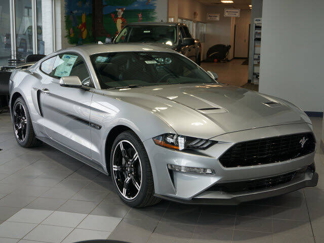 2021 Ford Mustang for sale at FOWLERVILLE FORD in Fowlerville MI