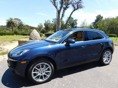 2016 Porsche Macan for sale at Milpas Motors in Santa Barbara CA