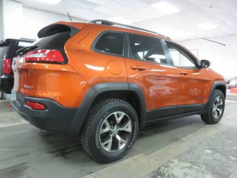2015 Jeep Cherokee for sale at US Auto in Pennsauken NJ