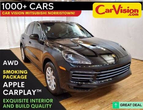 2019 Porsche Cayenne for sale at Car Vision Buying Center in Norristown PA