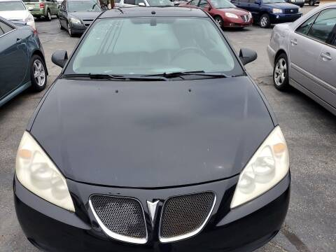 2006 Pontiac G6 for sale at All State Auto Sales, INC in Kentwood MI