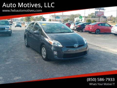 2010 Toyota Prius for sale at Auto Motives, LLC in Fort Walton Beach FL