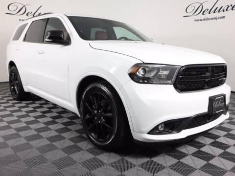 2017 Dodge Durango for sale at DeluxeNJ.com in Linden NJ