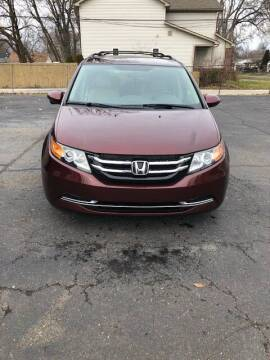 2016 Honda Odyssey for sale at Car Now LLC in Madison Heights MI