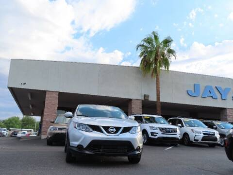 2017 Nissan Rogue Sport for sale at Jay Auto Sales in Tucson AZ