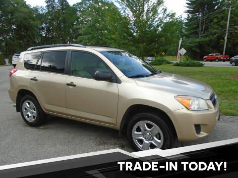 2011 Toyota RAV4 for sale at Leavitt Brothers Auto in Hooksett NH