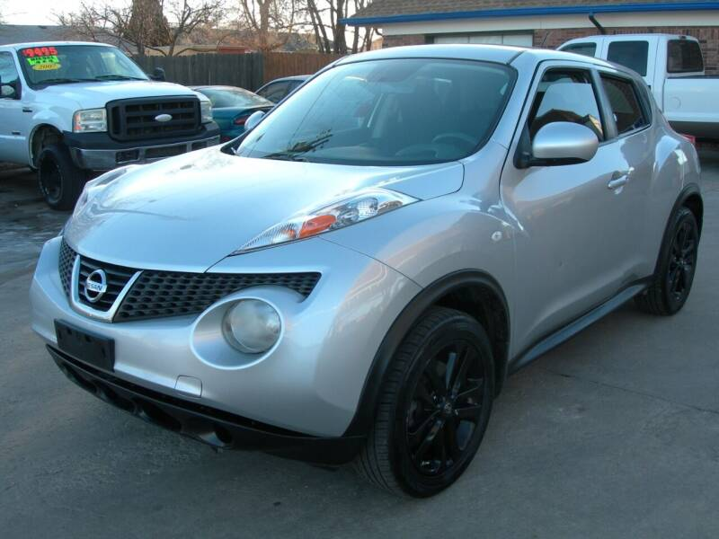 2013 Nissan JUKE for sale at Springs Auto Sales in Colorado Springs CO