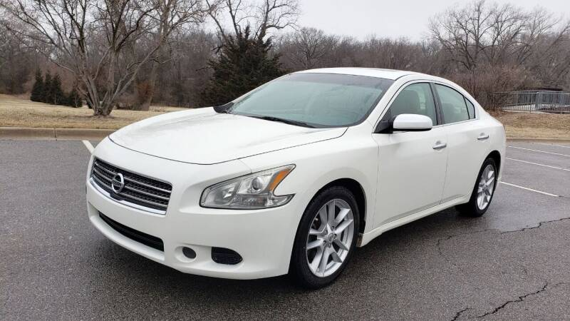 2009 Nissan Maxima for sale at Nationwide Auto in Merriam KS