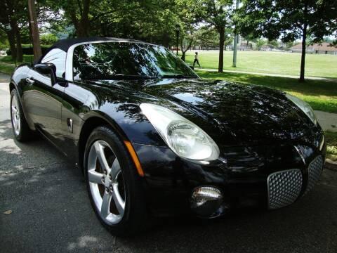 2006 Pontiac Solstice for sale at Discount Auto Sales in Passaic NJ