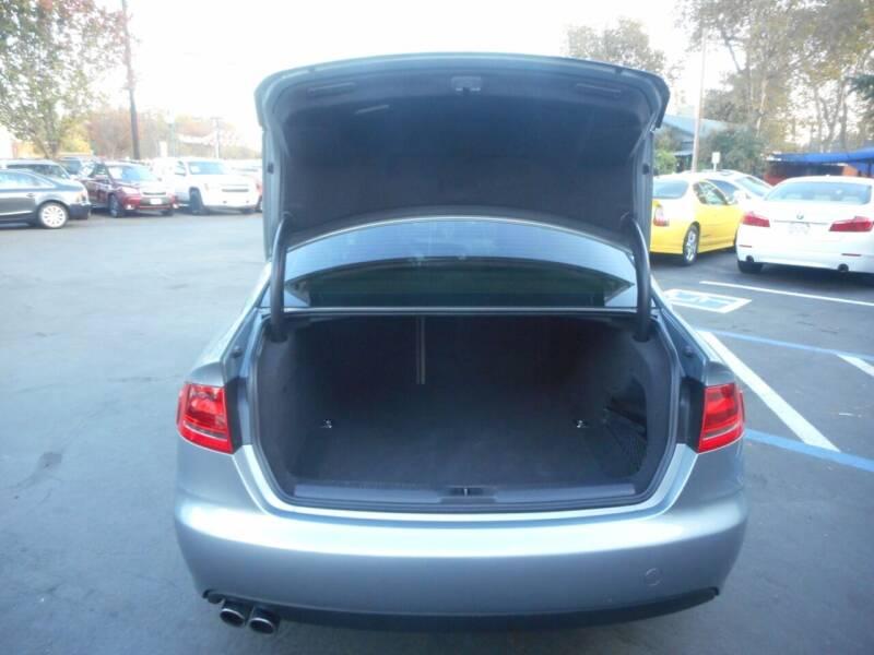 2010 Audi A4 AWD 2.0T quattro Premium 4dr Sedan 6M - Roseville CA