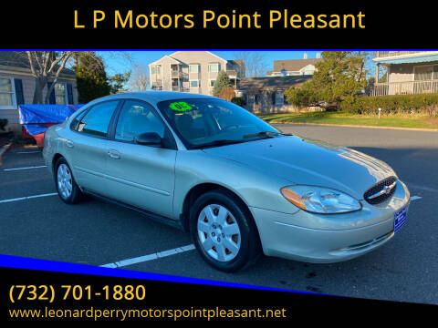 2003 Ford Taurus for sale at L P Motors Point Pleasant in Point Pleasant NJ