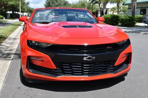 2016 Chevrolet Camaro for sale at Monaco Motor Group in Orlando FL
