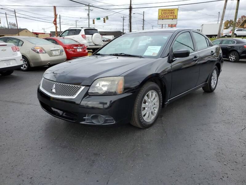 2011 Mitsubishi Galant for sale at Rucker's Auto Sales Inc. in Nashville TN
