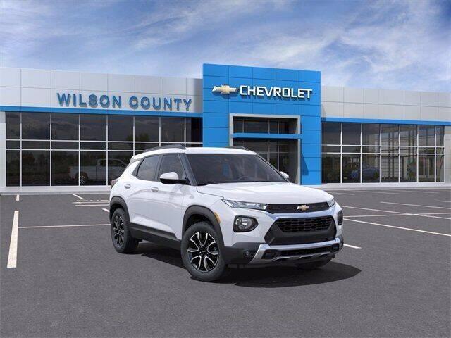 2021 Chevrolet TrailBlazer for sale in Lebanon, TN