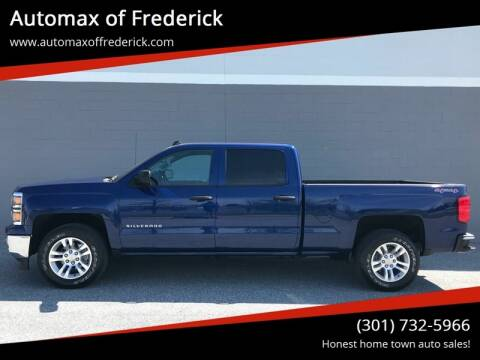 2014 Chevrolet Silverado 1500 for sale at Automax of Frederick in Frederick MD